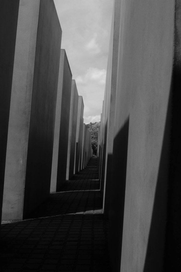 Memorial to the Murdered Jews of Europe, Berlin, Germany, Emilian Tsubaki 2016